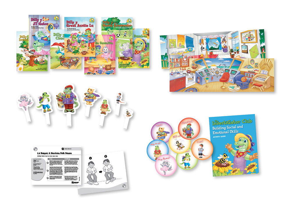 Social and Emotional Development Kit Spanish, p cropped